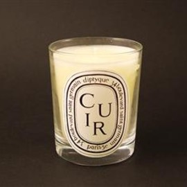 diptyque  - CUIR Candle
