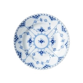 Royal Copenhagen - Blue Fluted Full Lace / Plate 17cm