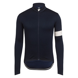 Rapha - Classic Long Sleeve Jersey II ( Dark Navy )