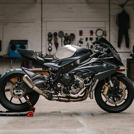 Motokouture Motorcycles - BMW S 1000 RR Turbo