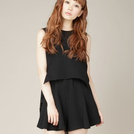 made in HEAVEN - Dress saint-Honore ブラック