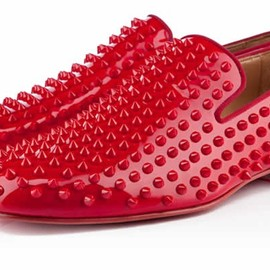 Christian Louboutin - roller boy spikes
