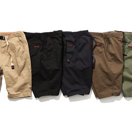 GRAMICCI for nonnative - CLIMBER EASY SHORTS - C/P CHINO STRETCH