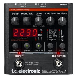 TC Electronic - ND-1 Nova Delay