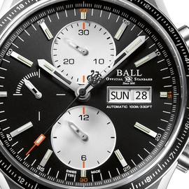 Ball Watch - Fireman Storm Chaser Pro