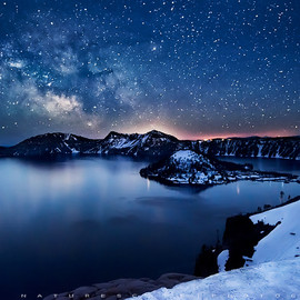 Crater Lake - Distant World