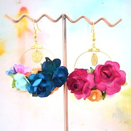 RitLicious - Paper Flower single pierce