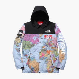 Supreme - Supreme x The North Face 2014 Spring/Summer Collection