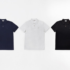 MONCLER - limited-edition polo-shirts for BEAMS