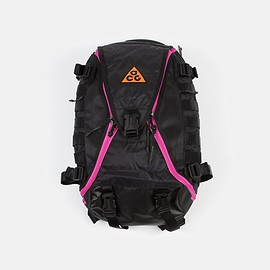 Nike ACG, NIKE - ACG Responder Backpack (Small) - Black/Active Fuchsia/Safety Orange