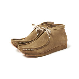 nonnative - COACH MOC SHOES HI COW SUEDE