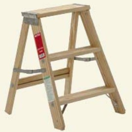 MICHIGAN LADDER COMPANY - WOODEN LADER 2FEET