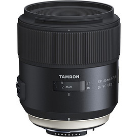 TAMRON - SP45mm F1.8 Di VC USD