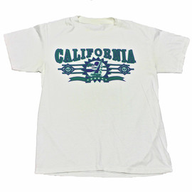 VINTAGE - Vintage 90s California Tourist Shirt Made in USA Mens Size Small