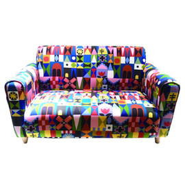 FIQ - Mary Blair Sofa