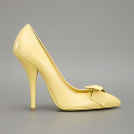 BOTTEGA VENETA - bow stiletto pump