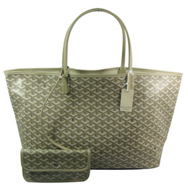 GOYARD - Saint Louis GM Grey