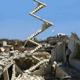 Aleppo - Stairway to Heaven.