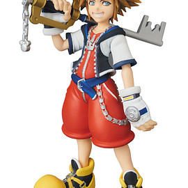 MEDICOM TOY - UDF KINGDOM HEARTS SORA