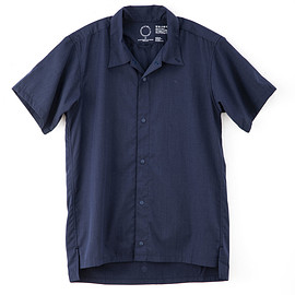山と道 - Bamboo Short Sleeve Shirt