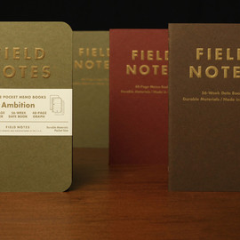 Field Notes - Ambition edition