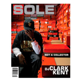 SOLE COLLECTOR - AF1 25th Special Edition -DJ Clark Kent-