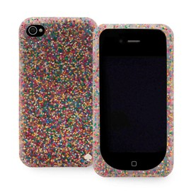 kate spade NEW YORK - silicone iphone case glitter
