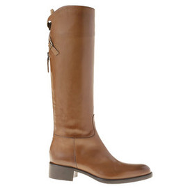 SARTORE - BACK ZIP LONG BOOTS