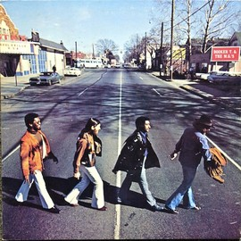 Booker T. & The MG's - McLemore Avenue
