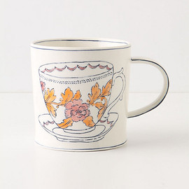 Molly Hatch - Semiotics Mug