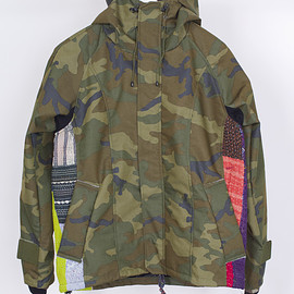 NADA. - 3layer camo JK