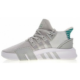 Adidas - Adidas EQT Basketball ADV Sneaker Men's Running Shoes Grey Green