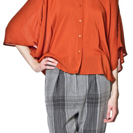 CHEAP MONDAY - Ting Shirt Copper