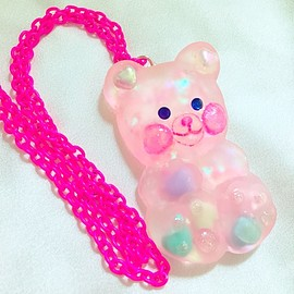 PINK SALON - Gummy Bear Pink King