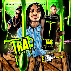Various Artists - Trap Energy