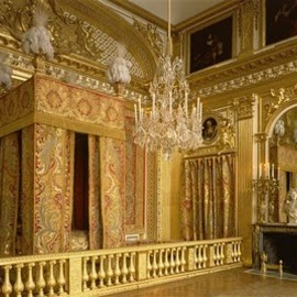 Versailles, France - (i want) a new bedroom (like the king's bedroom at Versailles)