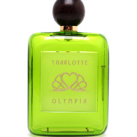 CHARLOTTE OLYMPIA - 'Absinthe' Perspex Box Clutch Bag