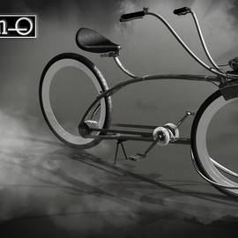 IJ bicycle design - Steam-O