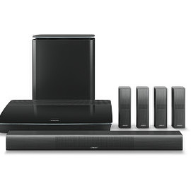 BOSE - Lifestyle 650 home entertainment system