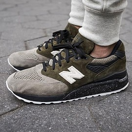 Todd Snyder, New Balance - 998 - Dirty Martini