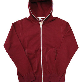 JACKSON MATISSE - Rainbow Zip Up Hood