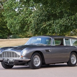 Aston Martin - DB6 Shooting Brake  '1967