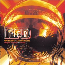 RISE FROM THE DEAD - Watch Out / Leg Cut or Die