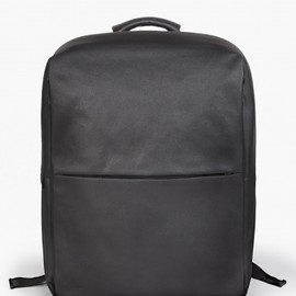 COTEetCIEL - Men's Black Rhine Flat Backpack