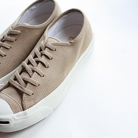 converse - JACK PURCELL SUEDE MOCCASIN