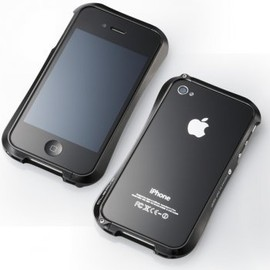"Deff - ""CLEAVE"" ALUMINUM BUMPER for iPhone4(S)"