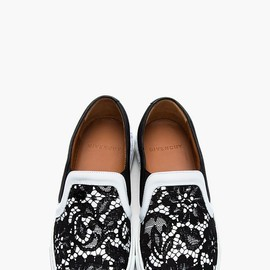 Givenchy - lace shoes