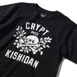 NEIGHBORHOOD - NEIGHBORHOOD × KISHIDAN CORABOLATION T-SHIRTS