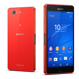 SONY - Xperia Z3 Compact / Orange
