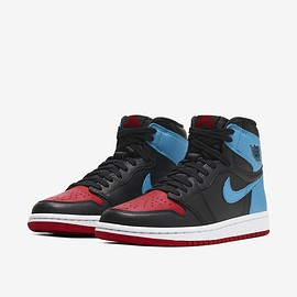 "Nike - Women's Air Jordan 1 High OG ""UNC To Chicago"""